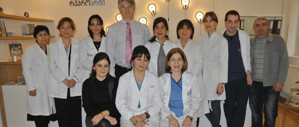 Dedicated team of fertility experts for Surrogacy services in Georgia