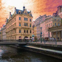 Czech Republic travel architecture